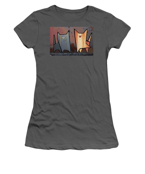 Eccentric Women's T-Shirt (Junior Cut)