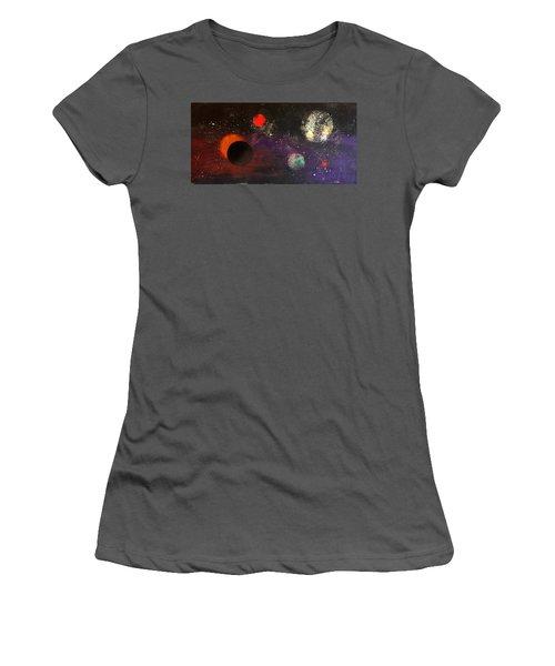 Eclipse Women's T-Shirt (Athletic Fit)