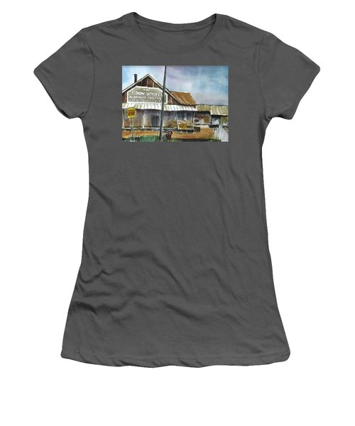 Economy Supply Women's T-Shirt (Athletic Fit)