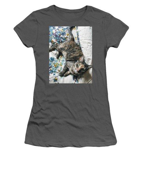 Emma2 Women's T-Shirt (Athletic Fit)