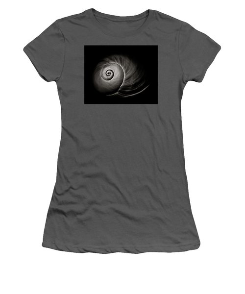 Empty Shell Women's T-Shirt (Athletic Fit)