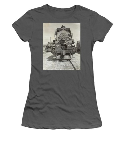 Engine 715 Women's T-Shirt (Athletic Fit)