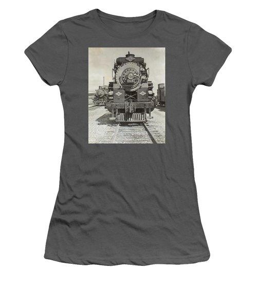 Engine 715 Women's T-Shirt (Athletic Fit)