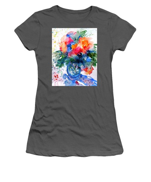 Essence Of Summer #2 Women's T-Shirt (Athletic Fit)