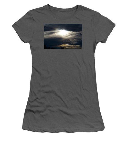 Evening Eye Women's T-Shirt (Athletic Fit)