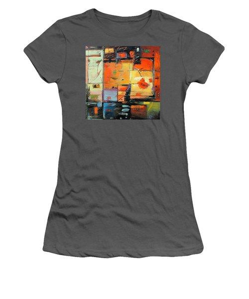 Evening Light Women's T-Shirt (Junior Cut) by Gary Coleman