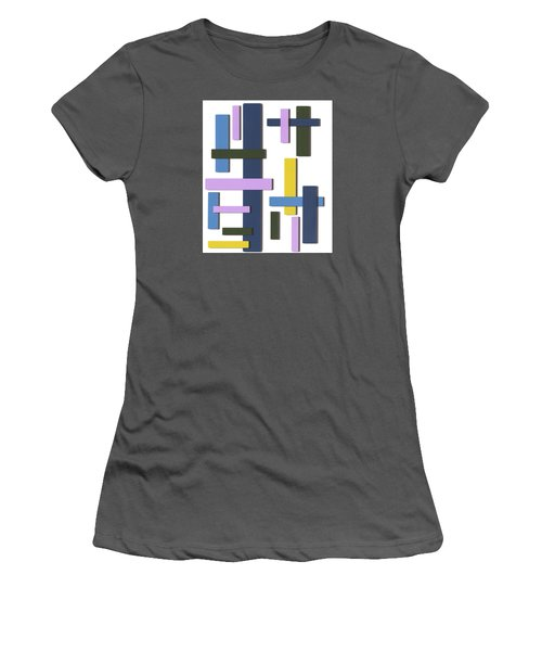 Every Which Way Women's T-Shirt (Junior Cut) by Karen Nicholson
