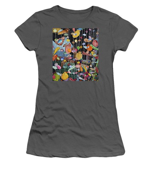 Exotic Seashells For Sale Women's T-Shirt (Athletic Fit)