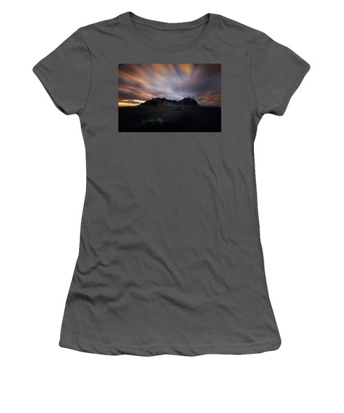 Explosion Women's T-Shirt (Athletic Fit)