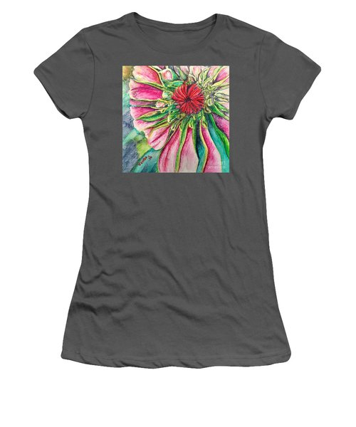 Eye Of Zen Women's T-Shirt (Athletic Fit)