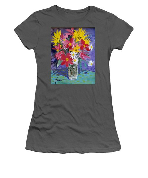 Fall Collection  Women's T-Shirt (Athletic Fit)
