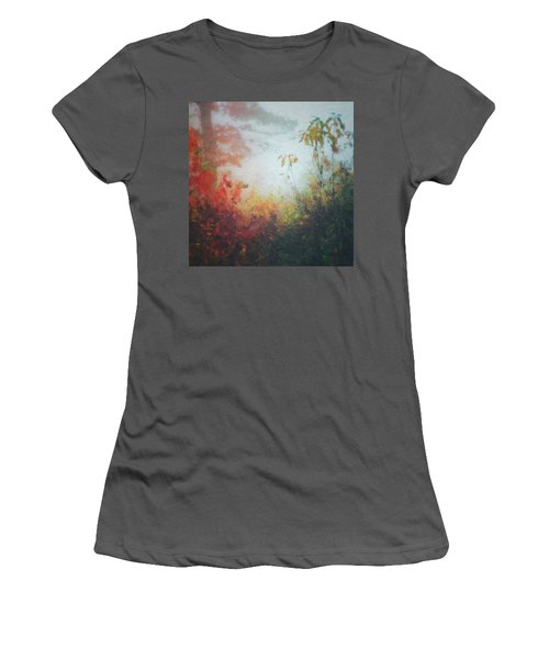 Fall Magic Women's T-Shirt (Athletic Fit)