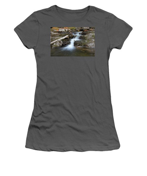 Fall Serenity Women's T-Shirt (Athletic Fit)