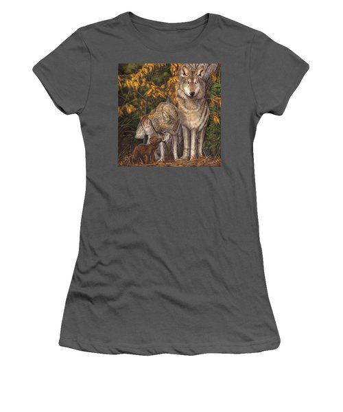 Family Affair Women's T-Shirt (Athletic Fit)