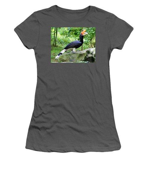 Fancy Pants Women's T-Shirt (Junior Cut) by Kristin Elmquist