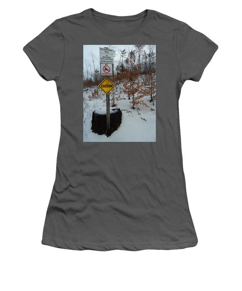 Feb 2016 50 Women's T-Shirt (Junior Cut) by George Ramos