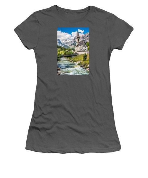 Feel The Spirits  Women's T-Shirt (Junior Cut) by JR Photography