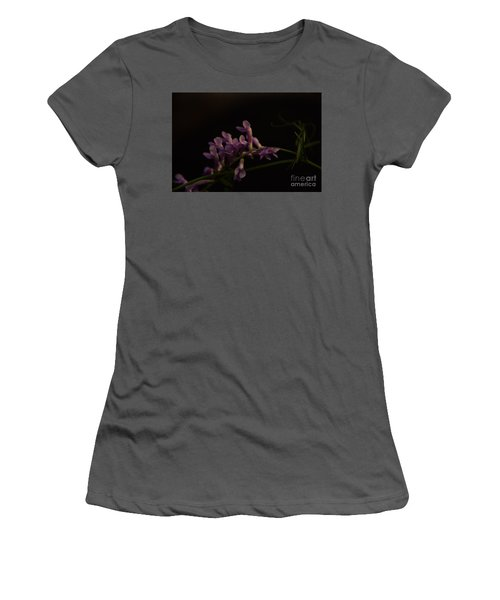 Feeling For The Last Bit Of Sunlight Women's T-Shirt (Athletic Fit)
