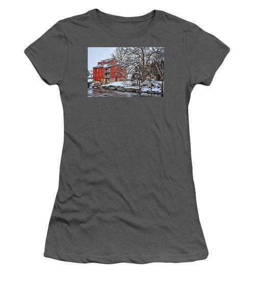 Fertile Winter Women's T-Shirt (Athletic Fit)
