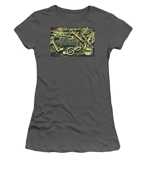 Festival Of Song Women's T-Shirt (Athletic Fit)