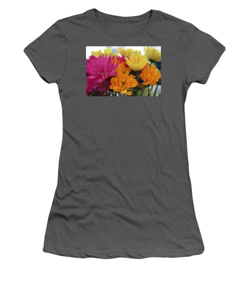 Ff-22 Women's T-Shirt (Athletic Fit)