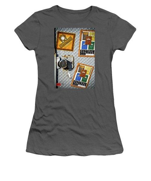 Fine Smokes Women's T-Shirt (Junior Cut) by Rennie RenWah
