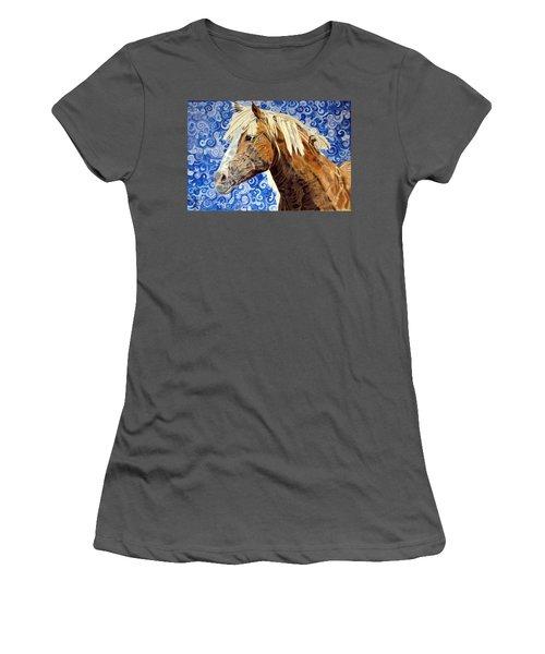 Fiosa Women's T-Shirt (Athletic Fit)