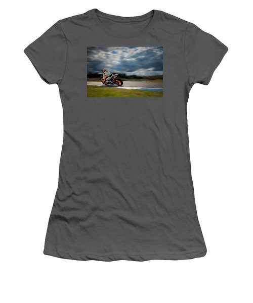 Fireblade Women's T-Shirt (Athletic Fit)