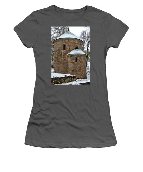 First Snow Women's T-Shirt (Athletic Fit)