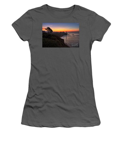 First Sunrise Of 2018 Women's T-Shirt (Athletic Fit)
