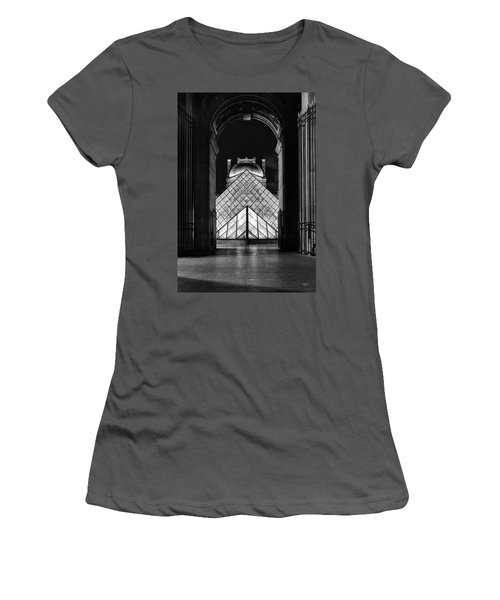 First Time Women's T-Shirt (Athletic Fit)