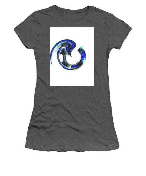 Floating Life Women's T-Shirt (Junior Cut) by Thibault Toussaint