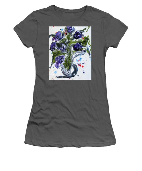 Flowers Of The Mind Women's T-Shirt (Athletic Fit)