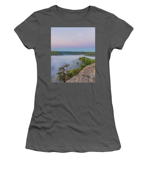 Foggy Valley Women's T-Shirt (Junior Cut)