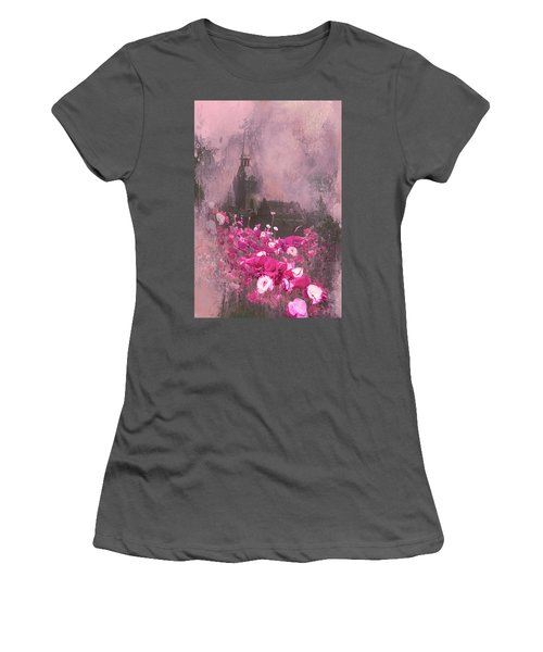 For Manchester Women's T-Shirt (Athletic Fit)