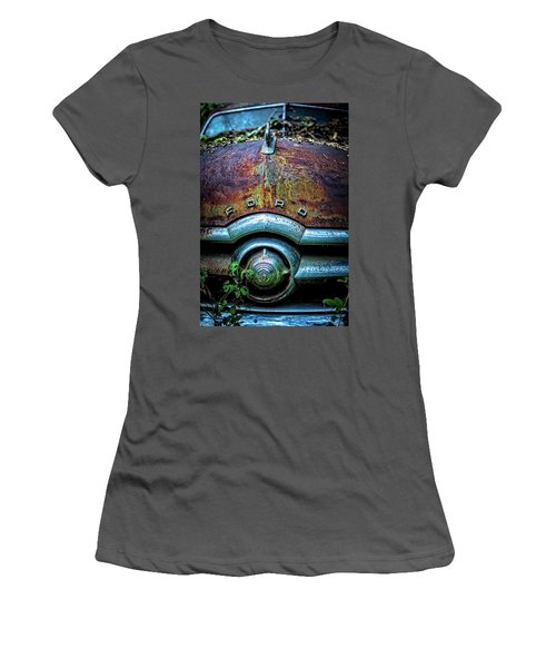 Ford Tudor Women's T-Shirt (Athletic Fit)