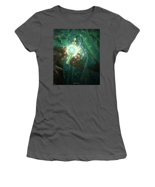 Forest Elf Women's T-Shirt (Athletic Fit)