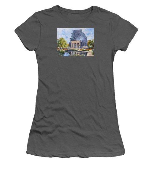 Forest Park - Jewel Box Saint Louis Women's T-Shirt (Athletic Fit)