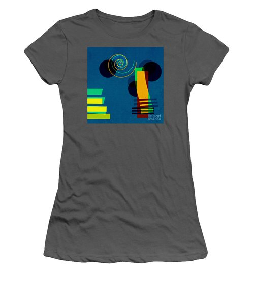 Formes - 03b Women's T-Shirt (Athletic Fit)