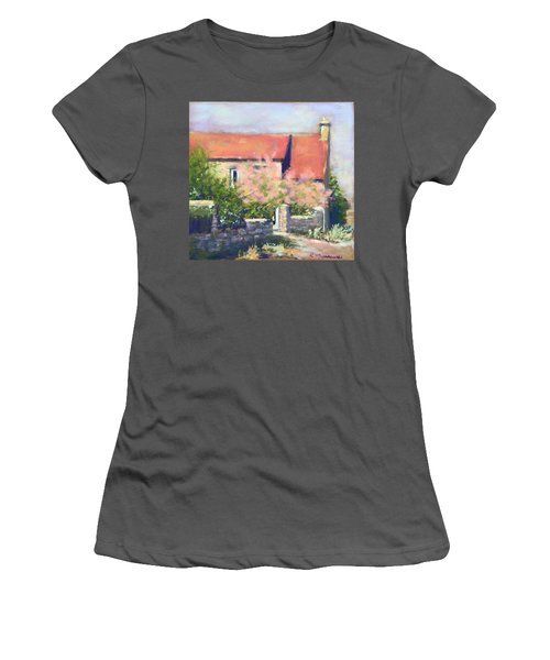French Cottage Women's T-Shirt (Athletic Fit)