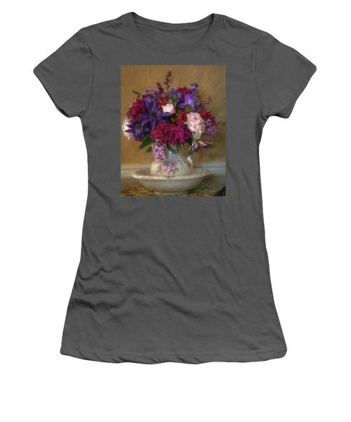 Fresh From The Garden Women's T-Shirt (Athletic Fit)