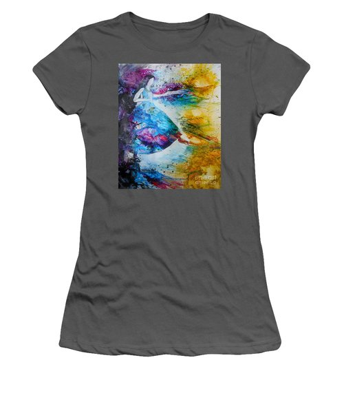 From Captivity To Creativity Women's T-Shirt (Athletic Fit)