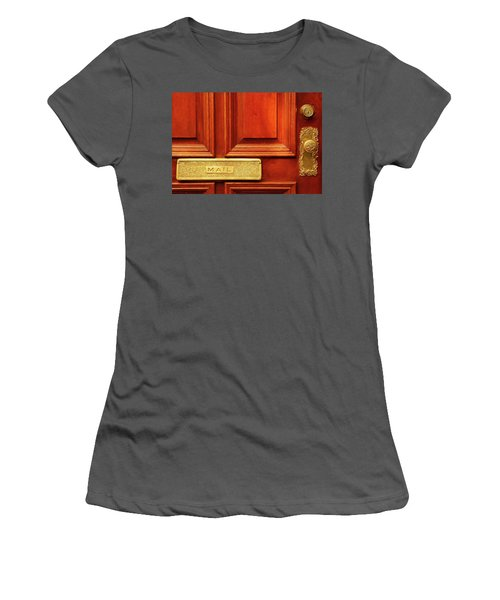 Front Door French Quarter Women's T-Shirt (Athletic Fit)