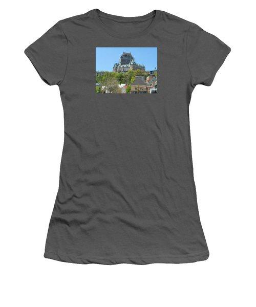 Frontenac Women's T-Shirt (Athletic Fit)