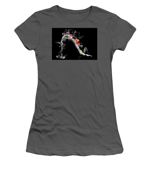Fruitshoe Women's T-Shirt (Athletic Fit)