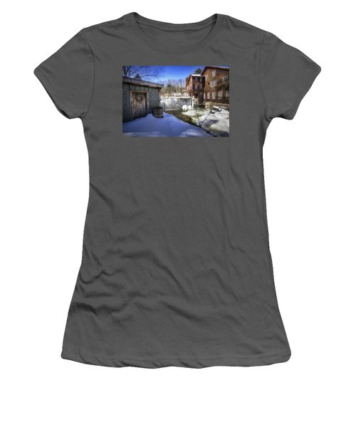 Frye's Measure Mill Women's T-Shirt (Athletic Fit)