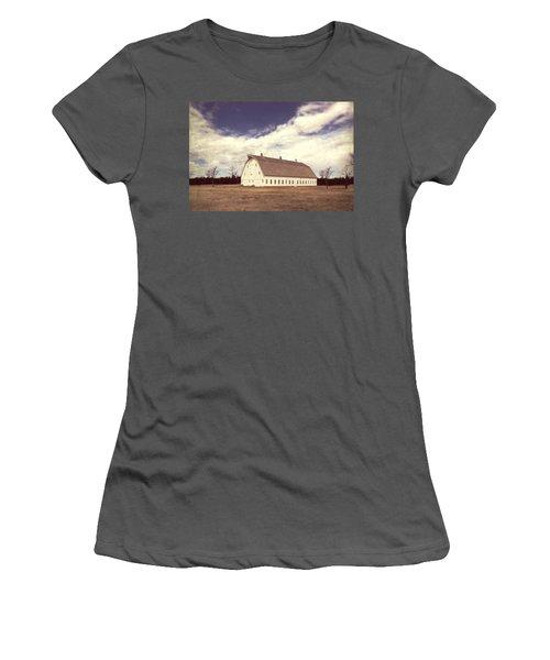 Women's T-Shirt (Junior Cut) featuring the photograph Full Of Surprises by Julie Hamilton