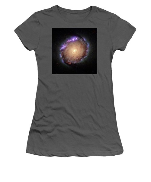 Galaxy Ngc 1512 Women's T-Shirt (Athletic Fit)