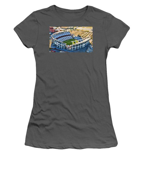 Gamecock Corral Women's T-Shirt (Athletic Fit)