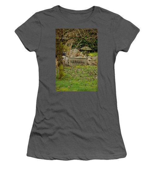 Garden Babies Women's T-Shirt (Athletic Fit)